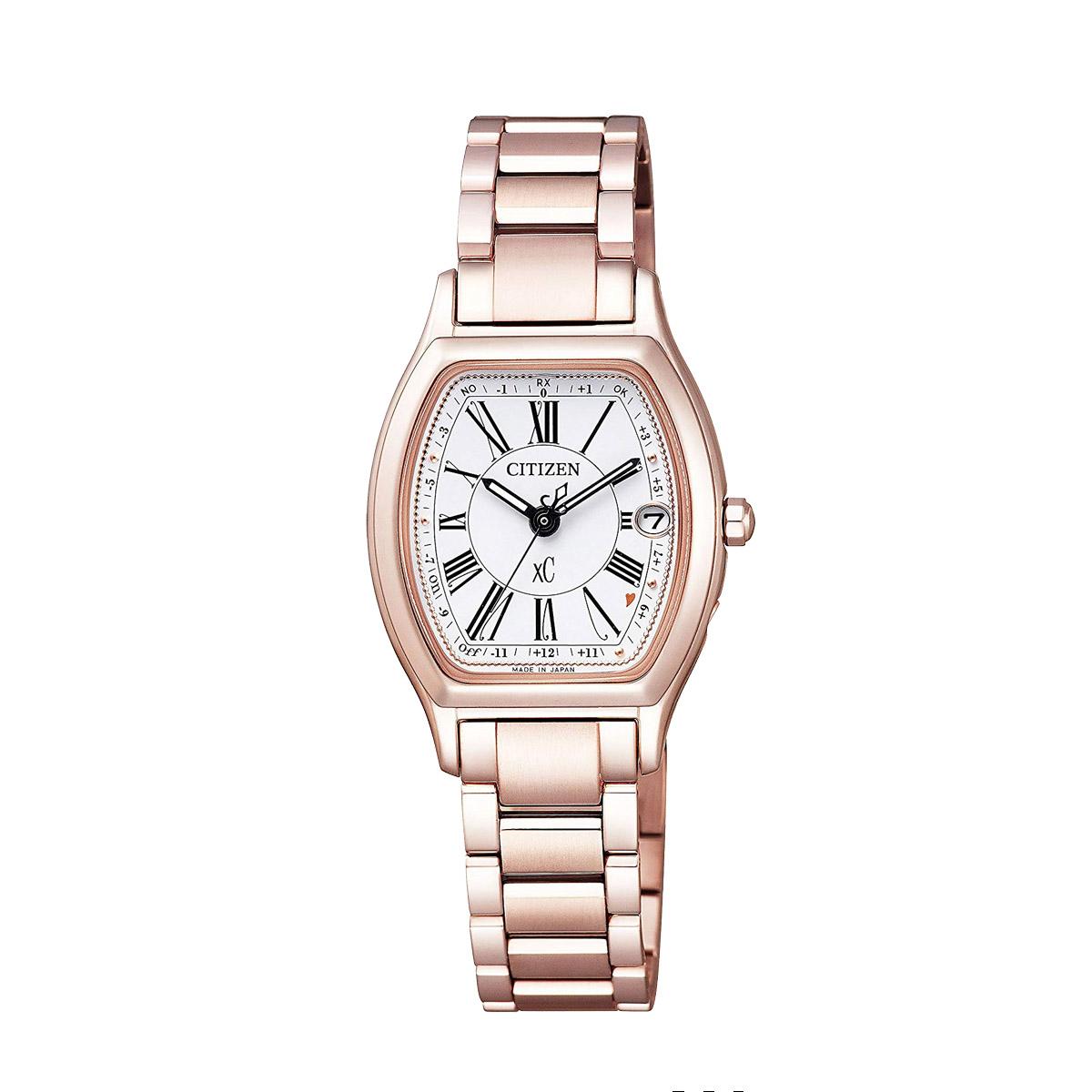シチズン CITIZEN XC クロスシー ES9354-51A レディース 時計 腕時計 クオーツ ソーラー電波
