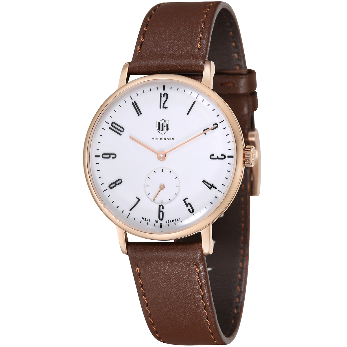 【全品送料無料】 DUFA ドゥッファ DF-9001-05 GROPIUS 時計 腕時計 メンズ レディース 男性 女性 おしゃれ プレゼント 贈り物 ギフト ドイツ バウハウス[あす楽]