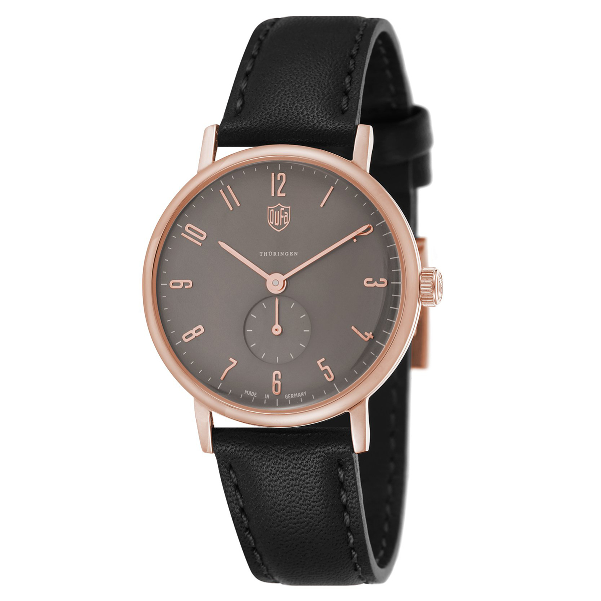 【全品送料無料】 DUFA ドゥッファ DF-9001-0n GROPIUS グロピウス 時計 腕時計 メンズ レディース 男性 女性 おしゃれ プレゼント 贈り物 ギフト ドイツ バウハウス[あす楽]