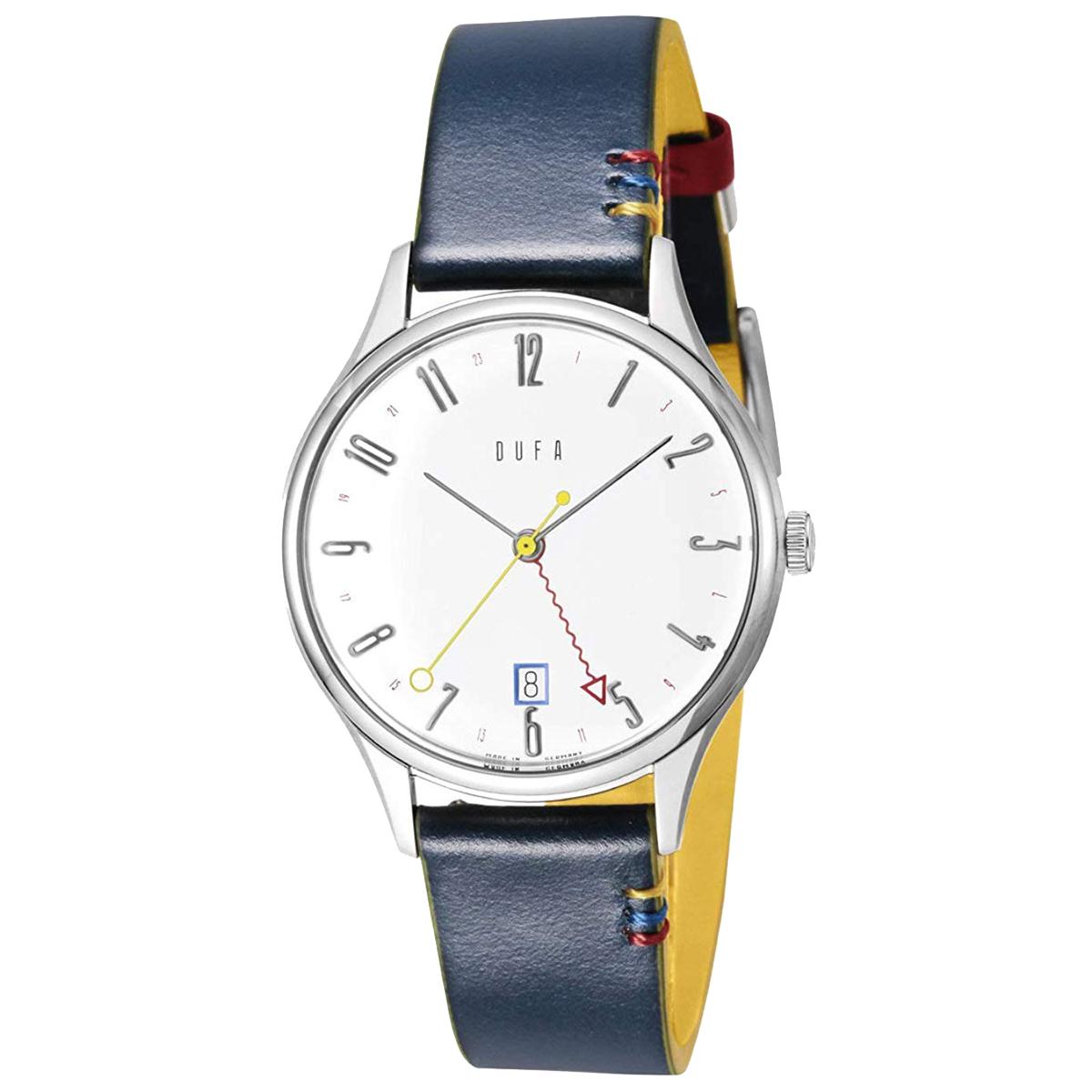 【全品送料無料】 DUFA ドゥッファ df-9006-0c BAUHAUS 100YEARS EDITION メンズ 時計 腕時計 プレゼント 贈り物 ギフト ドイツ バウハウス[あす楽]