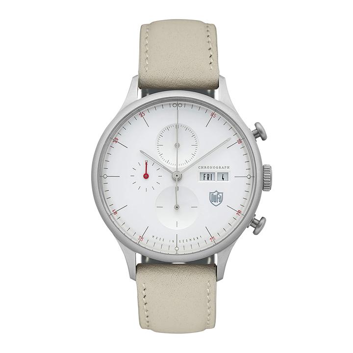 【全品送料無料】 DUFA ドゥッファ DF-9021-08 VAN DER ROHE_(New Chrono) メンズ 時計 腕時計 プレゼント 贈り物 ギフト ドイツ バウハウス[あす楽]