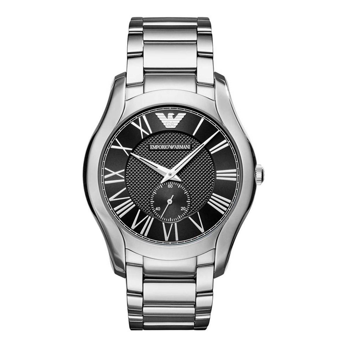 【全品送料無料】 エンポリオアルマーニ EMPORIO ARMANI EMPORIO ARMANI エンポリオ アルマーニ VALENTE AR11086 メンズ 時計 腕時計 クオーツ