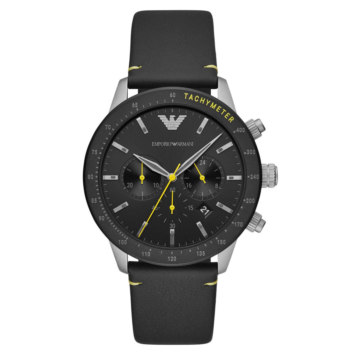 エンポリオアルマーニ 海外正規品 送料無料 物品 あす楽 全品送料無料 EMPORIO ARMANI クオーツ 高品質新品 クロノグラフ カレンダー 腕時計 AR11325 メンズ 時計