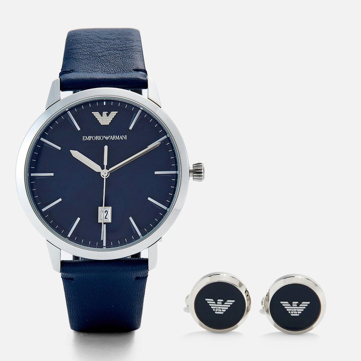 【全品送料無料】 アルマーニ エンポリオアルマーニ EMPORIO ARMANI 腕時計 メンズ RUGGERO AR80032