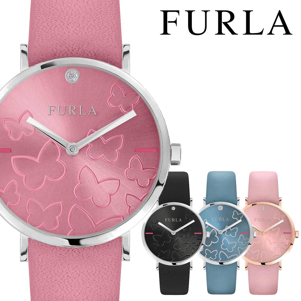 フルラ FURLA GIADA BUTTERFLY バタフライ レディース 時計 腕時計 クオーツ