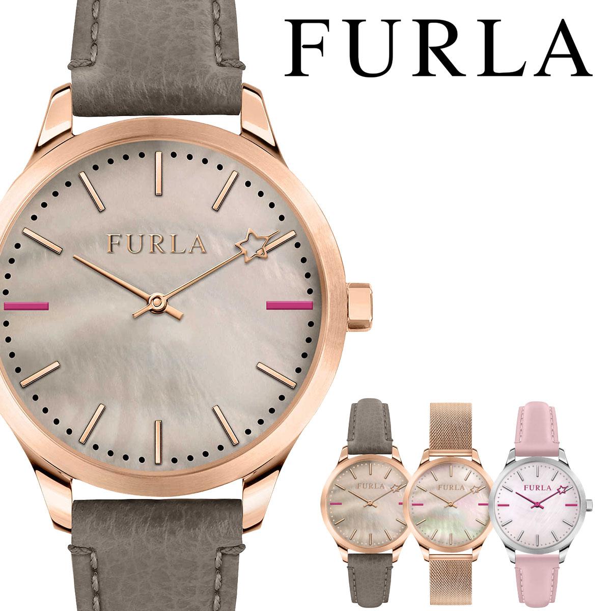 【全品送料無料】 フルラ FURLA マザーオブパール レディース 時計 腕時計 クオーツ