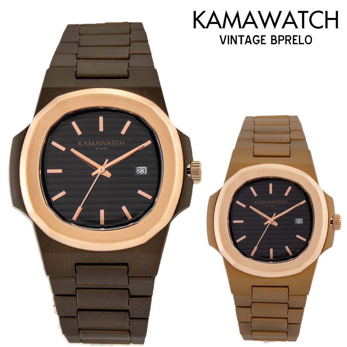 KAMAWATCH カーマーウォッチ サーミックテクノロジートリートメントリストウォッチ VINTAGE KWP25