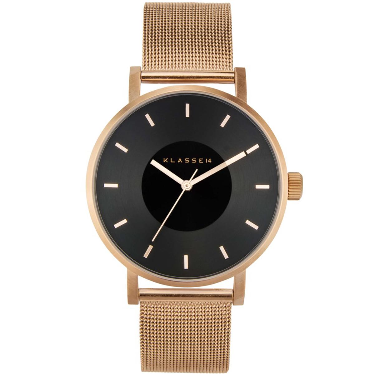 【全品送料無料】 Klasse14 クラス14 VO16RG006M VOLARE DARK ROSE WITH MESH BAND メンズ 時計 腕時計[あす楽]