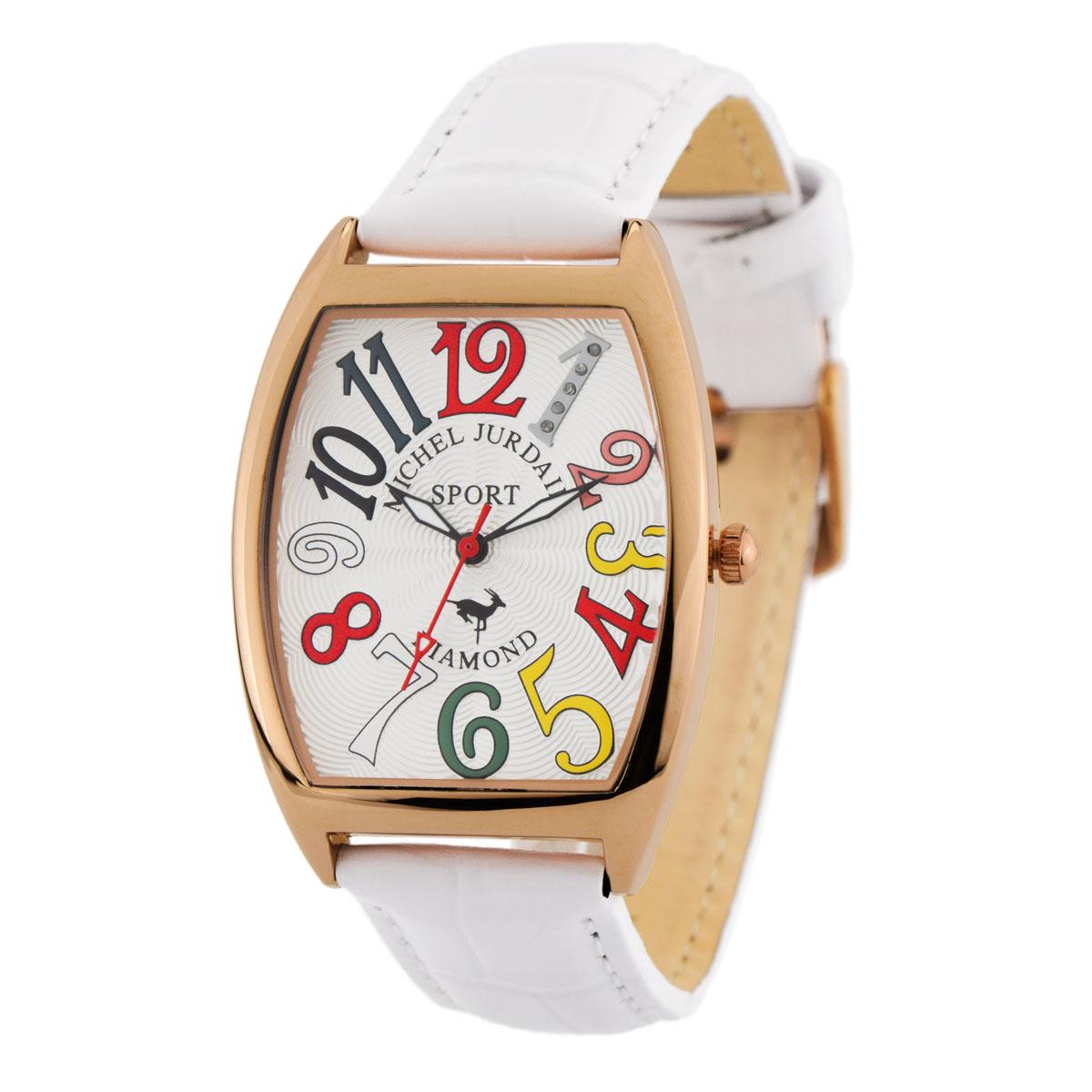ミッシェル・ジョルダン MICHEL JURDAIN トノー型ダイヤモンド SG-1100-5 ユニセックス 時計 腕時計 クオーツ