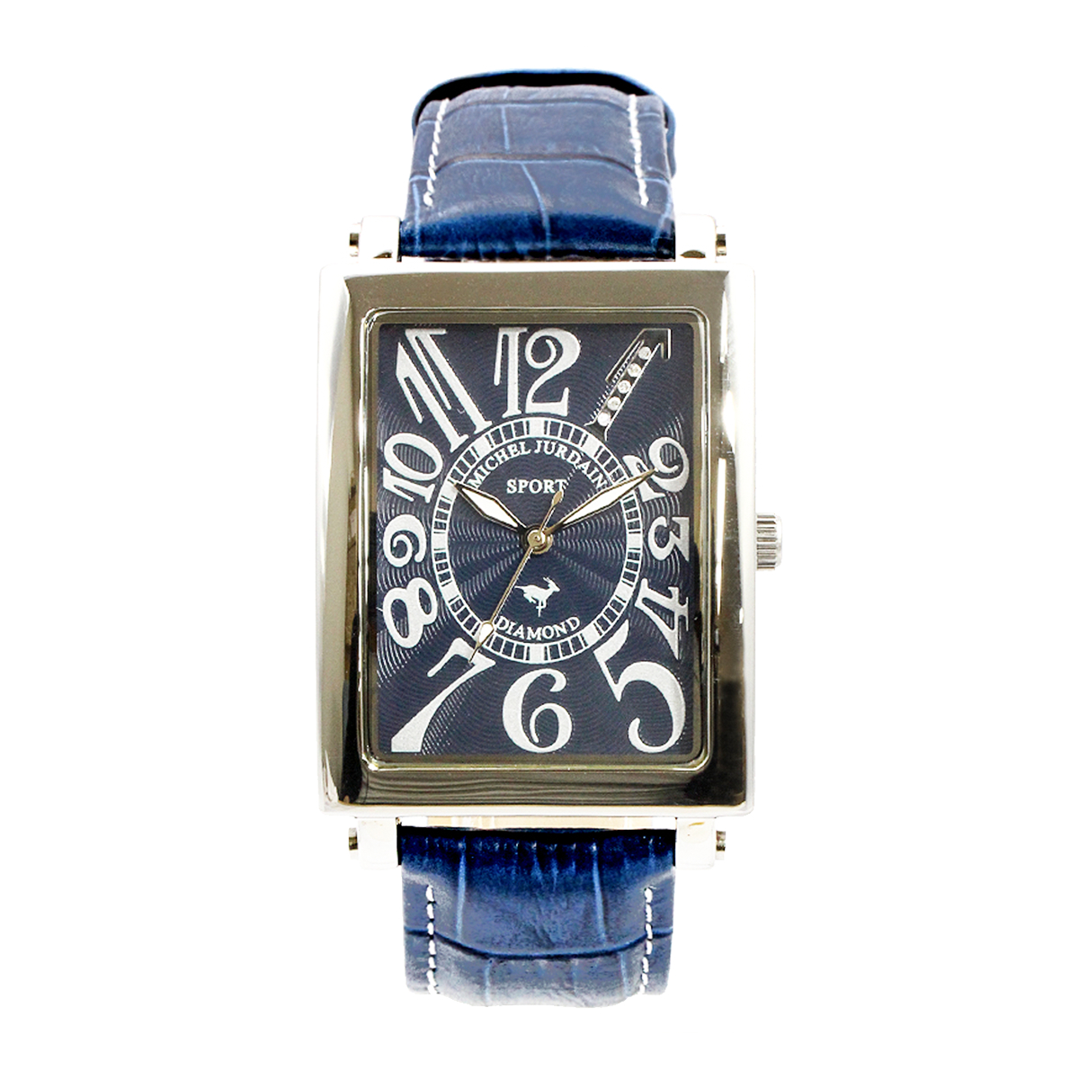 ミッシェル・ジョルダン MICHEL JURDAIN SPORTダイヤモンド SG-3000-8 ユニセックス 時計 腕時計 クオーツ