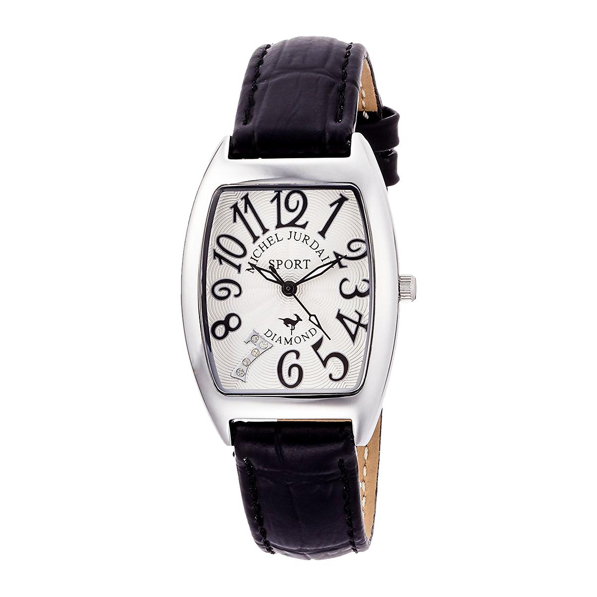 ミッシェル・ジョルダン MICHEL JURDAIN トノー型ダイヤモンド SL-1000-11 ユニセックス 時計 腕時計 クオーツ