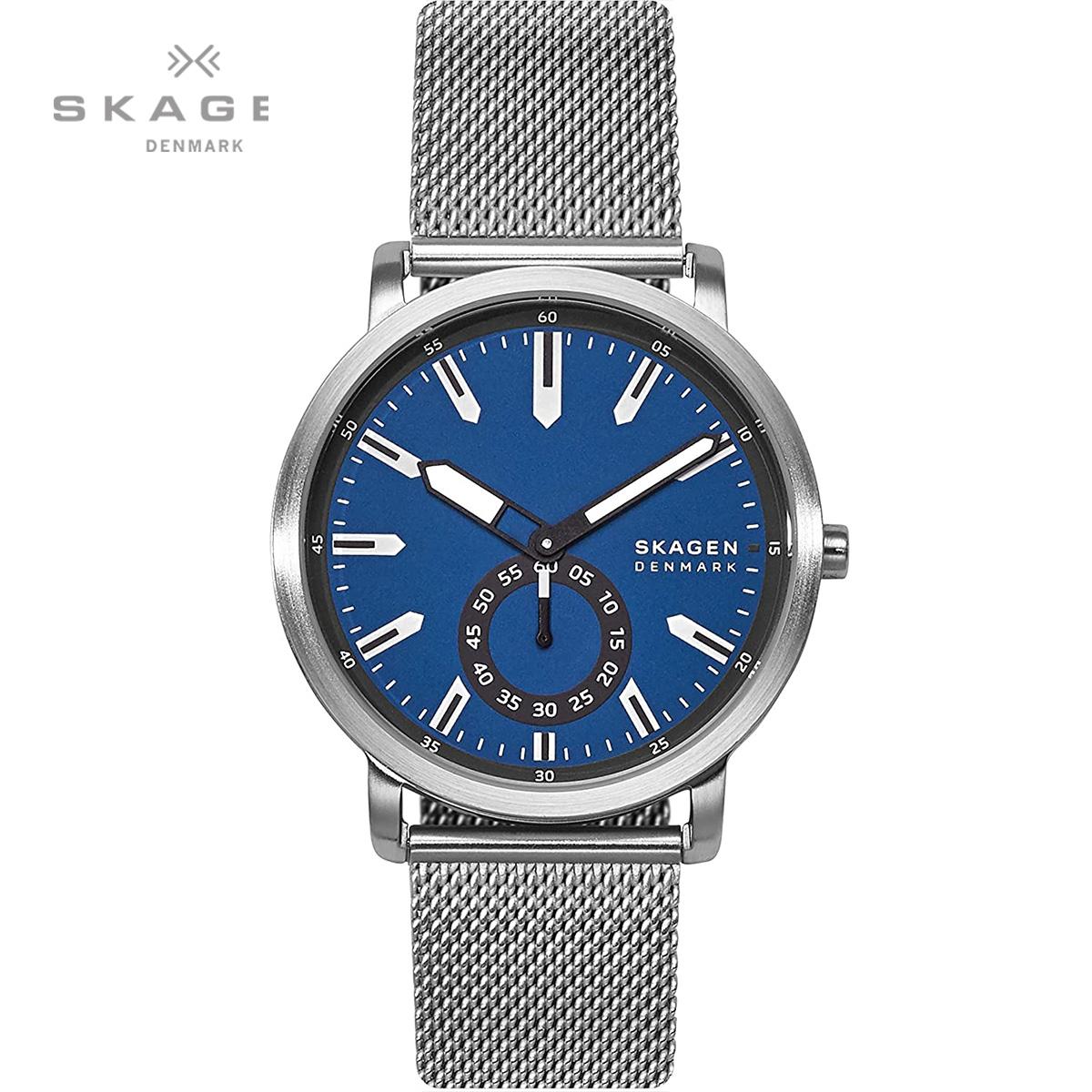 時計 腕時計 送料無料 お気にいる 『1年保証』 全品送料無料 スカーゲン メンズ COLDEN SKAGEN コールデン SKW6610