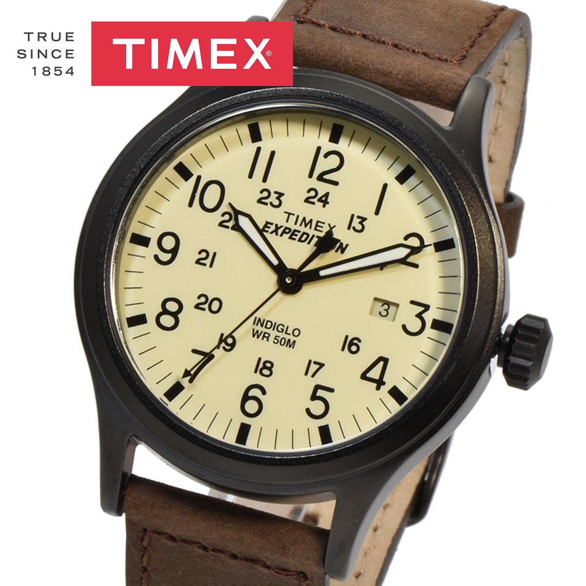 【全品送料無料】 TIMEX タイメックス T49963 EXPEDITION SCOUT METAL エクスペディション スカウト メタル メンズ レディース ユニセックス 時計 腕時計 プレゼント 贈り物 ギフト 彼氏 カジュアル ミリタリー ペアウォッチ[あす楽]