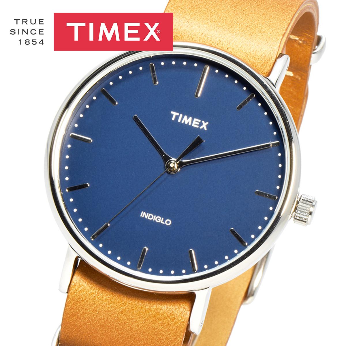 【全品送料無料】 TIMEX タイメックス TW2P97800 Weekender Fairfield ウィークエンダーフェアフィールド メンズ レディース ユニセックス 時計 腕時計 プレゼント 贈り物 ギフト 彼氏 カジュアル ミリタリー ペアウォッチ[あす楽]