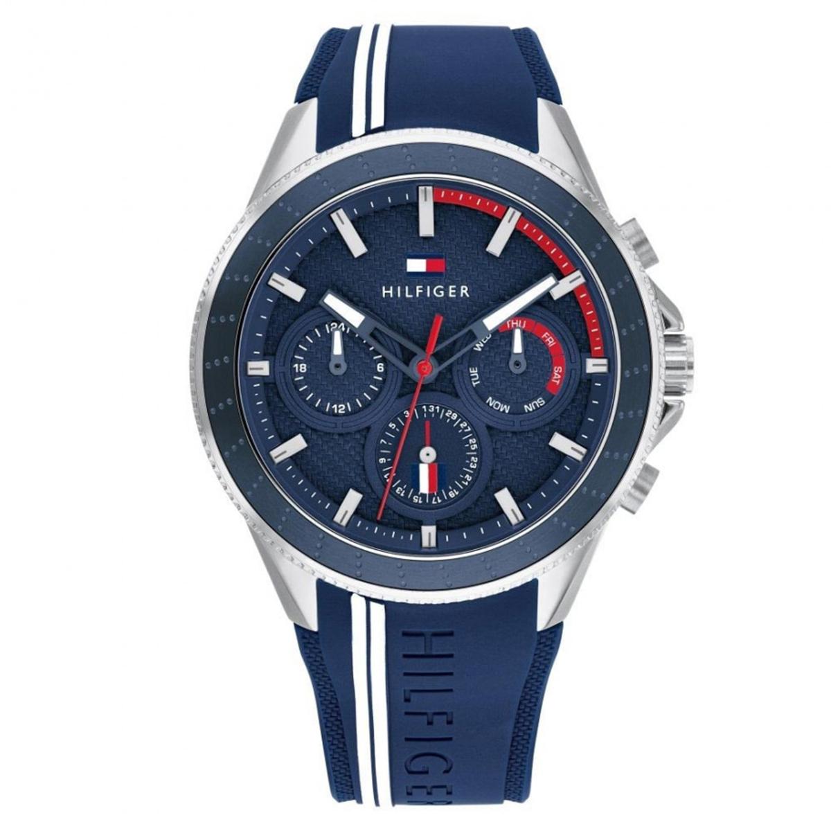 TOMMY HILFIGER トミーヒルフィガー 時計 腕時計 送料無料 1791859 全品送料無料 営業 ブランド クォーツ アナログ 使い勝手の良い メンズ