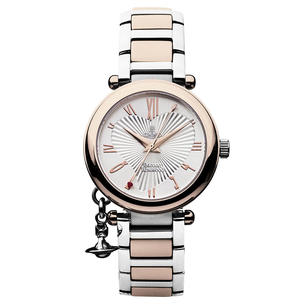 非常に高い品質 【全品送料無料】 ヴィヴィアンウエストウッド VIVIENNE VIVIENNE WESTWOOD ORB レディース オーブ VV006RSSL VV006RSSL レディース 時計 腕時計 クオーツ, COCOJOA:f0cffd1d --- delipanzapatoca.com