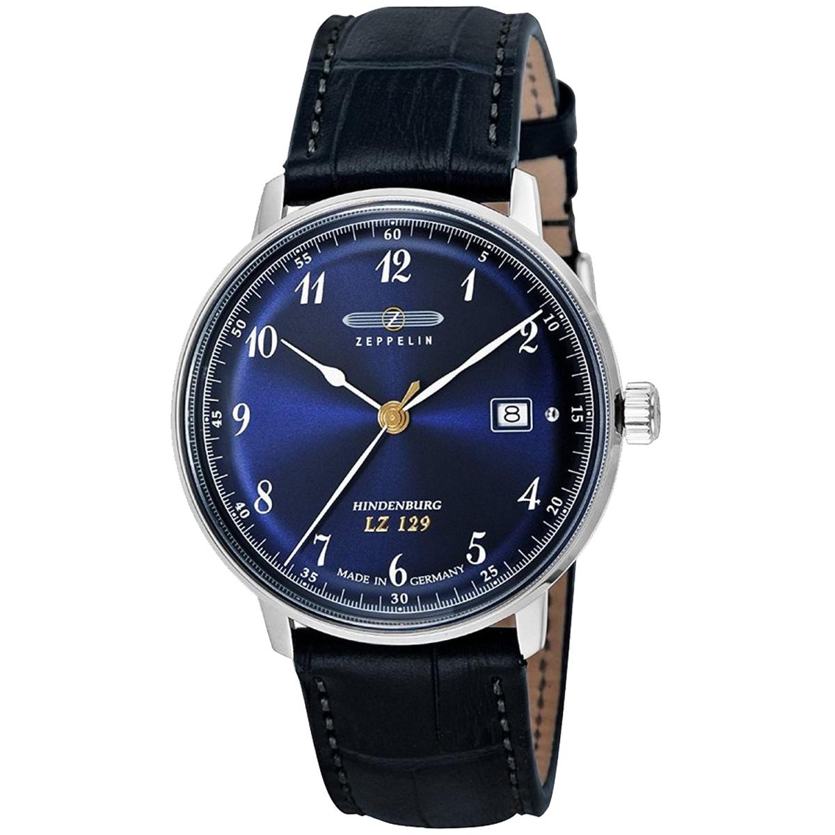 【全品送料無料】 ZEPPELIN ツェッペリン 7046-3 Zeppelin号 メンズ 時計 腕時計 プレゼント ギフト 贈り物