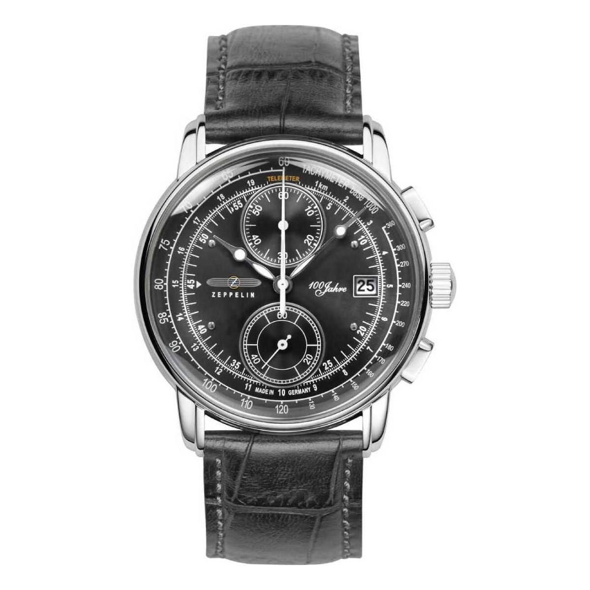 【全品送料無料】 ZEPPELIN ツェッペリン8670-2 Zeppelin号誕生100周年記念モデル メンズ 時計 腕時計 プレゼント ギフト 贈り物[あす楽]