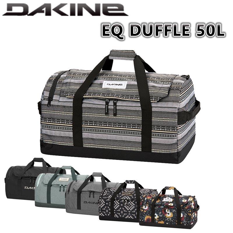送料無料 3~4日程度の旅行に対応出来るダッフルバッグ DAKINE ダカイン ダッフルバッグ EQ DUFFLE 50L FW18 ボストンバッグ 返品交換不可 旅行 セール品 出張 選択 メーカー直売 レディース 合宿 AI237142 メンズ スポーツバッグ
