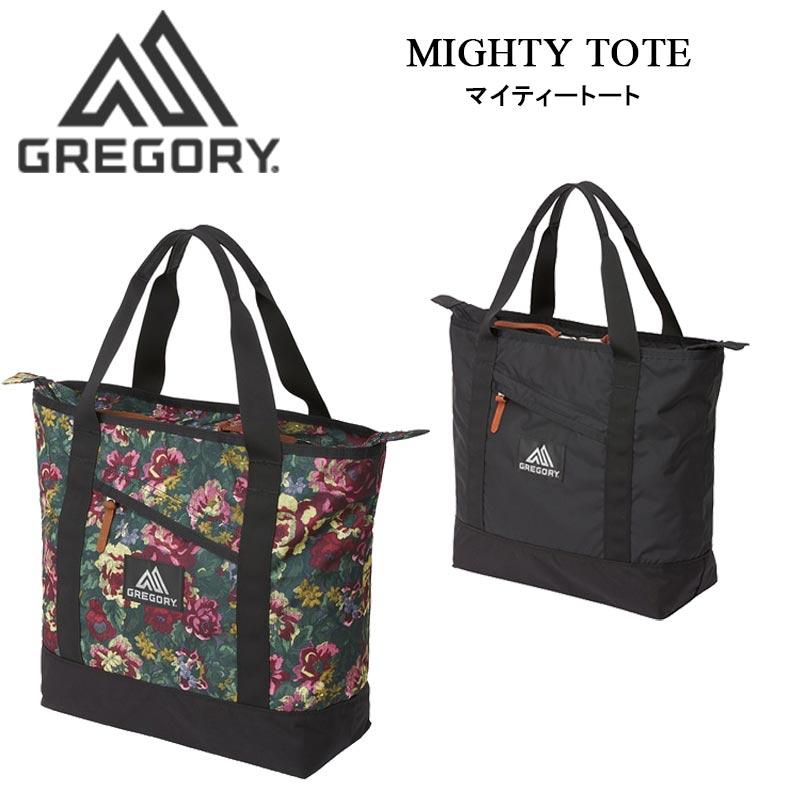 グレゴリー GREGORY トートバッグ マイティートート メンズ レディース 母の日 ギフト プレゼント 花柄 迷彩 軽量 大容量 大型