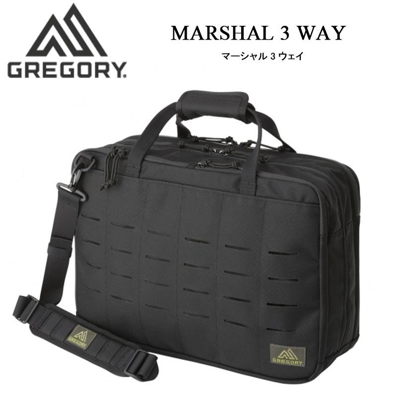 グレゴリー マーシャル3ウェイブリーフケース 軽量 ビジネスバッグ バックパック ショルダーバッグ メンズ ブランド ミニタリー