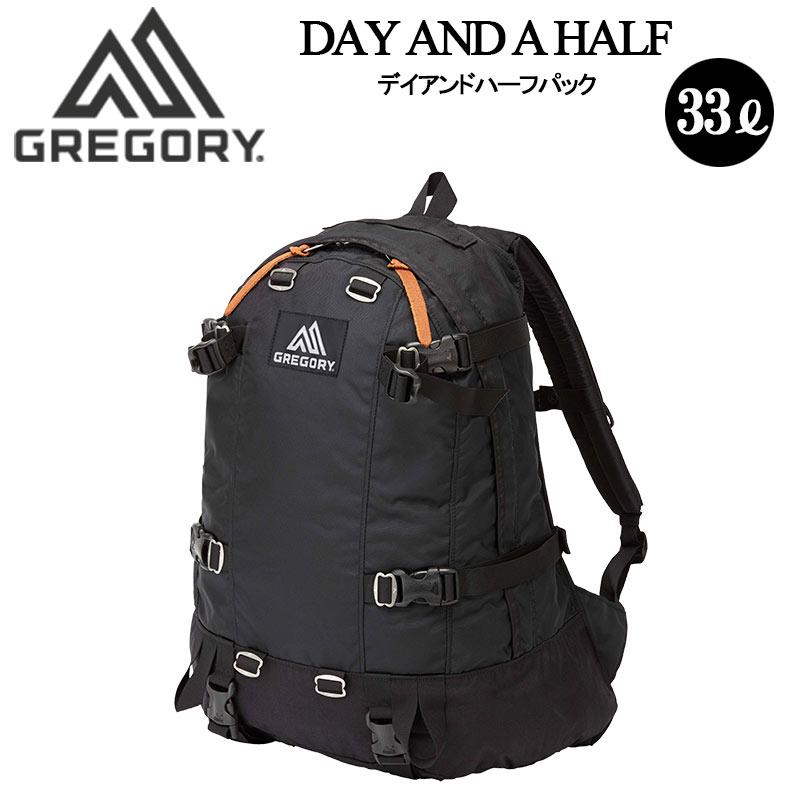 グレゴリー リュック デイアンドハーフパック DAY AND A HALF PACK デイパック バックパック 651501041 651470440 クラシックシリーズ 旅行 トラベル メンズ レディース 33L GREGORY