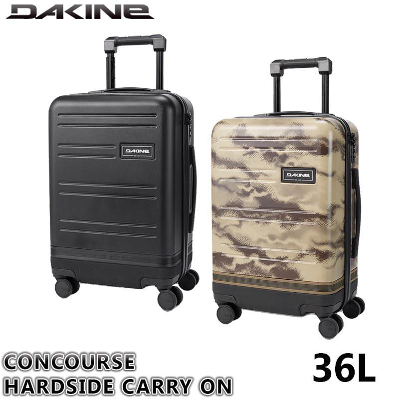 DAKINE CONCOURSE HARDSIDE CARRY ON AJ237104 ダカイン キャリーバッグ 機内持込可能サイズ