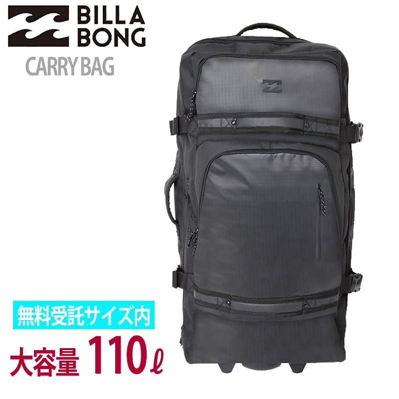 BILLABONG ビラボン CARRY BAG SS18 キャリーバッグ 大容量 AI011924