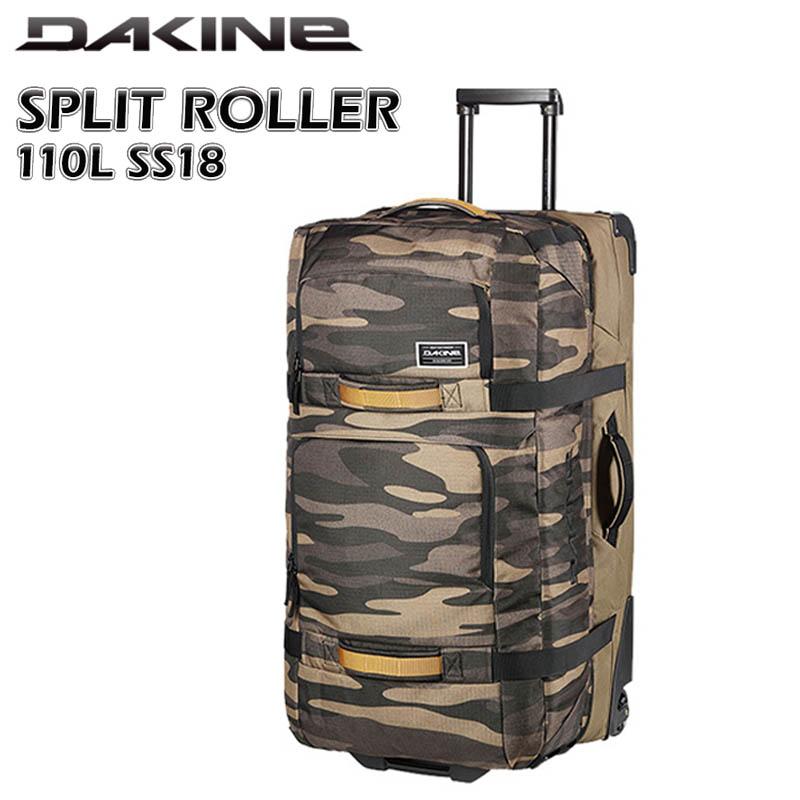 DAKINE ダカイン キャリーバッグ 大容量 SPLIT ROLLER 110L SS18 AI237051