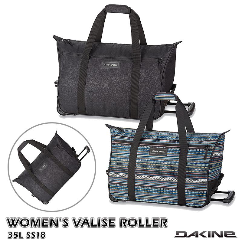 DAKINE ダカイン WOMEN'S VALISE ROLLER 35L ダッフルバッグ キャリーバッグ AI237319