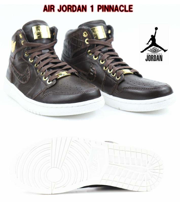 NIKE AIR JORDAN1 PINNACLE 705075 205 並行輸入品 30周年モデル ナイキ エアジョーダン ピナクル BRQ/BRWN バロックブラウン 正規品 限定品 レアスニーカー メンズスニーカー ストリート 男性靴 検索 市場 サーチ ランキング 広告 通販 数量限定