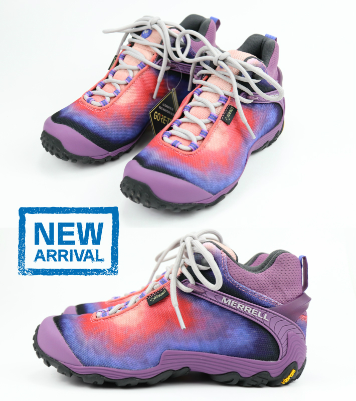 MERRELL CHAMELEON7 STORM XXMID GORE-TEX J11940 PURPLE メレル カメレオンセブンストームエックスエックスミッドゴアテックス パープル 正規品 検索 サーチ ランキング 広告 通販 2018年秋冬最新モデル 限定 トレッキングシューズ 登山靴 レディース 婦人 人気