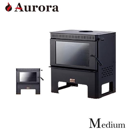 AURORA Medium オーロラ 薪ストーブ