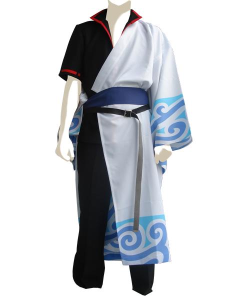 送料無料 坂田銀時コスチュームセット銀魂 9171-43 仮装 コスチューム 大人 コスプレ 衣装
