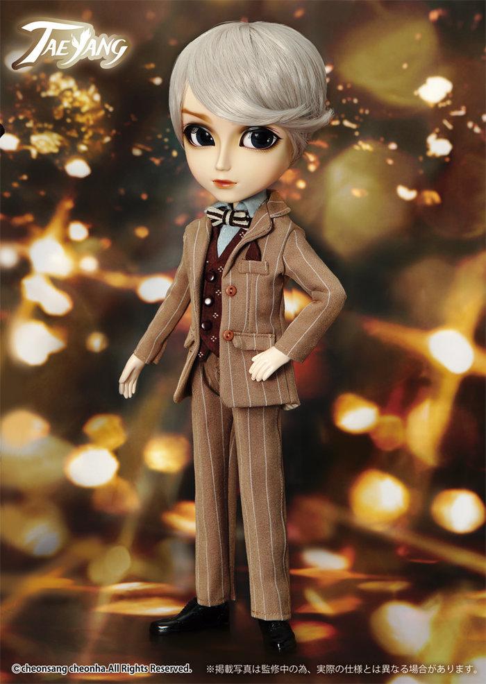 送料無料 テヤン レオンハルト スーツ プーリップ グルーヴ ファッションドール コレクターズアイテム 人形 クリスマスプレゼントにも