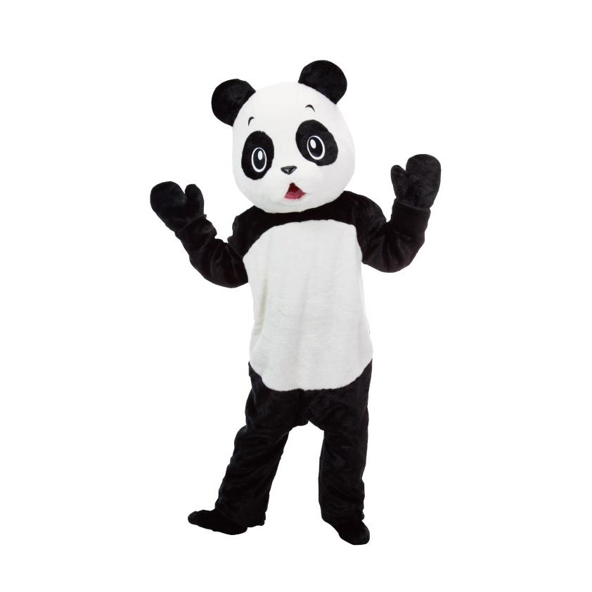 送料無料 着ぐるみ アニマル着ぐるみ パンダのランちゃん 着ぐるみ コスプレ 動物 仮装グッズ イベント 宴会