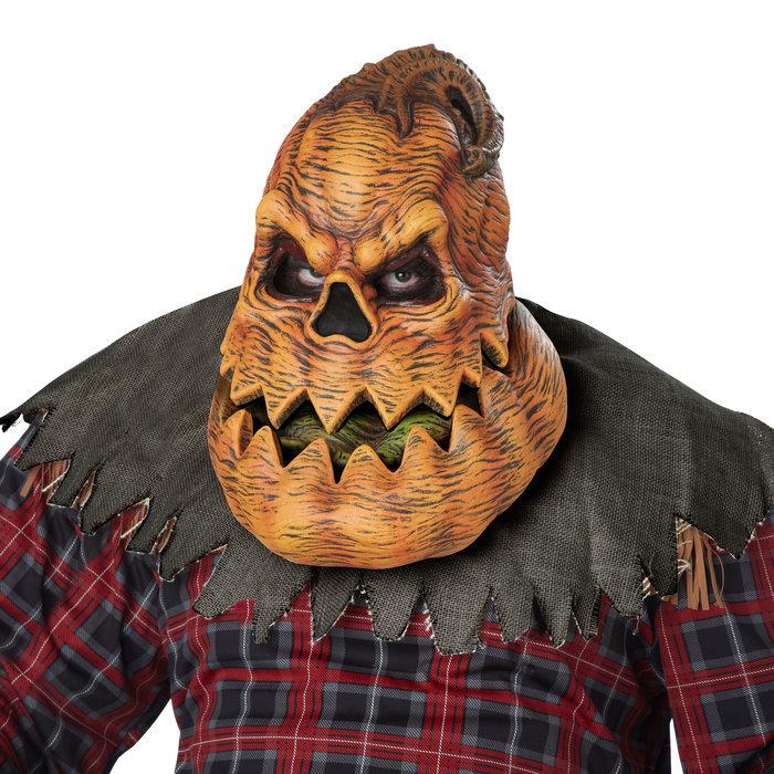 HWO 送料無料 サイコ ランタン パンプキンマスク ギミックマスク ハロウィン 仮装 衣装 コスチューム