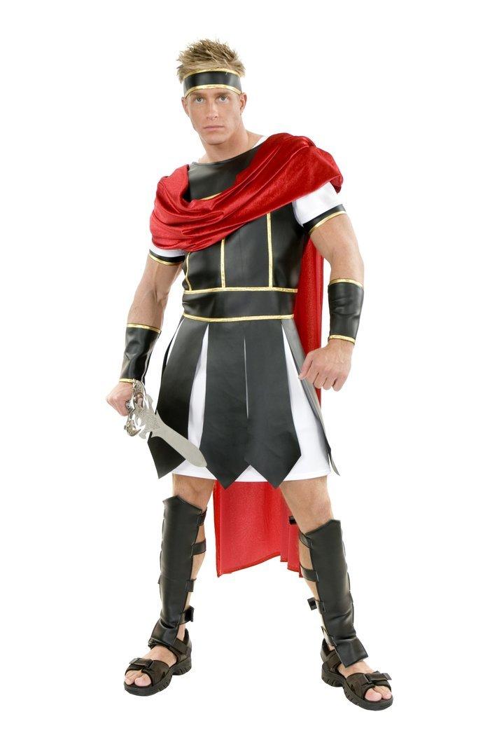 HWO 送料無料 ヘラクレス 男性用 HERCULES ハロウィン 仮装 衣装 コスチューム コスプレ