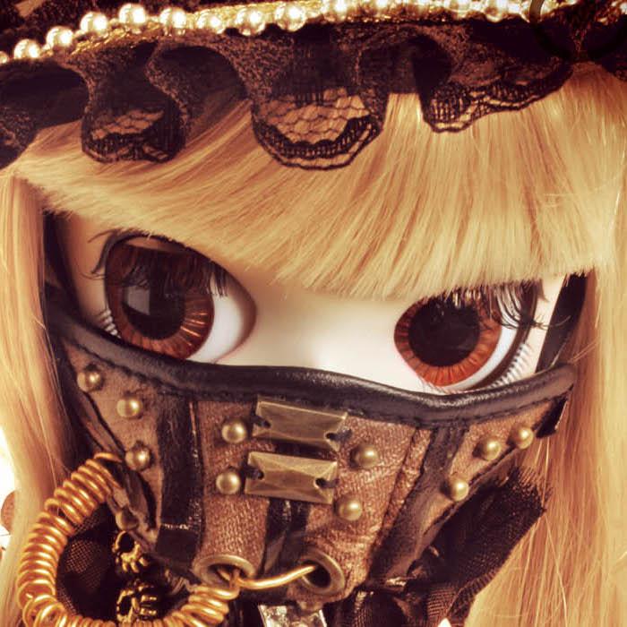 送料無料 ビョル リーアノン(Rhiannon) STEAMPUNK PROJECT プーリップ テヤン スチームパンク コスプレ 着せ替え人形