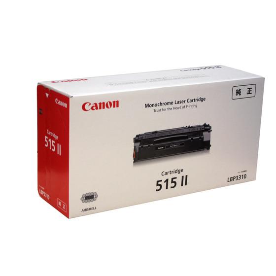 CANON/キャノン CRG-515II/CRG515II トナーカートリッジ515II メーカー純正品