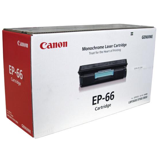 CANON/キャノン EP-66/EP66 トナーカートリッジ メーカー純正品