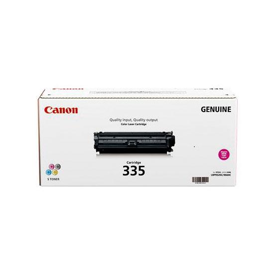 CANON/キャノン CRG-335MAG/CRG335MAG トナーカートリッジ335 マゼンタ メーカー純正品