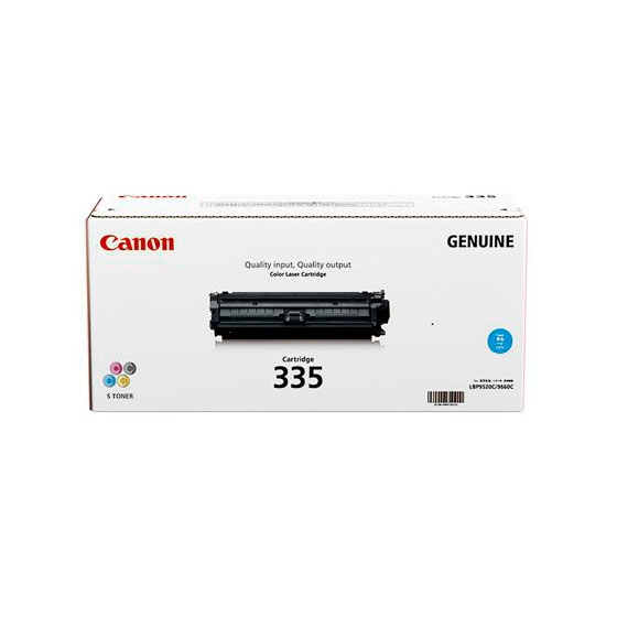 CANON/キャノン CRG-335BLK/CRG335BLK トナーカートリッジ335 ブラック メーカー純正品