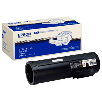 EPSON/エプソン LPB4T20 ETカートリッジ Sサイズ メーカー純正品