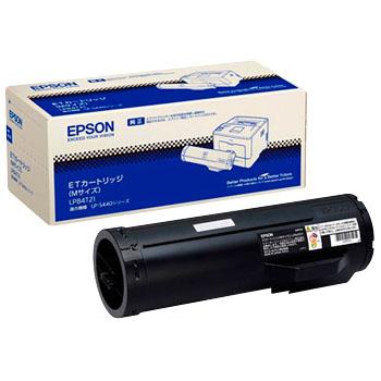 EPSON/エプソン LPB4T21 ETカートリッジ Mサイズ メーカー純正品