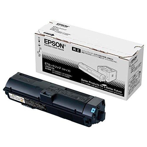 EPSON/エプソン LPB4T24 ETカートリッジ Sサイズ メーカー純正品