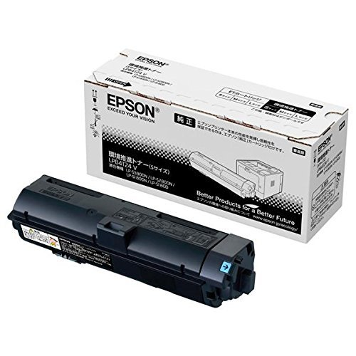 EPSON/エプソン LPB4T24V 環境推進トナー Sサイズ メーカー純正品