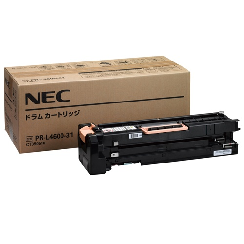 NEC/日本電気 PR-L4600-31/PRL4600-31 ドラムカートリッジ メーカー純正品