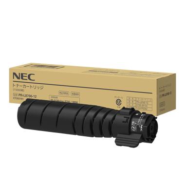 NEC/日本電気 PR-L8700-12 トナーカートリッジ メーカー純正品