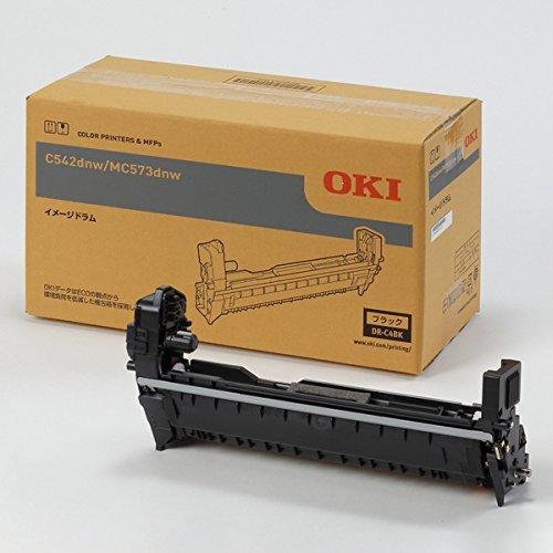 OKI/沖データ DR-C4BK/DRC4BK イメージドラム ブラック メーカー純正品